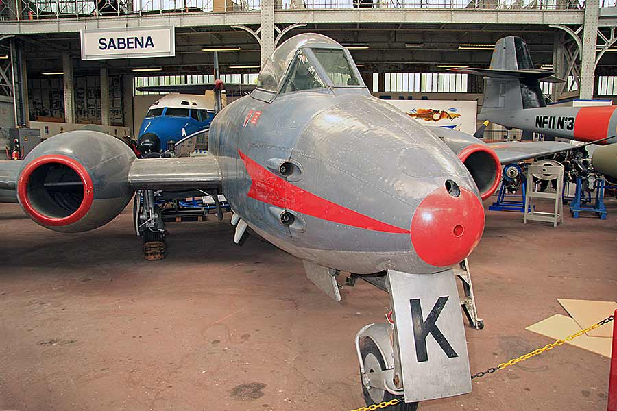 Armstrong Whitworth Meteor F.8 (EG224)