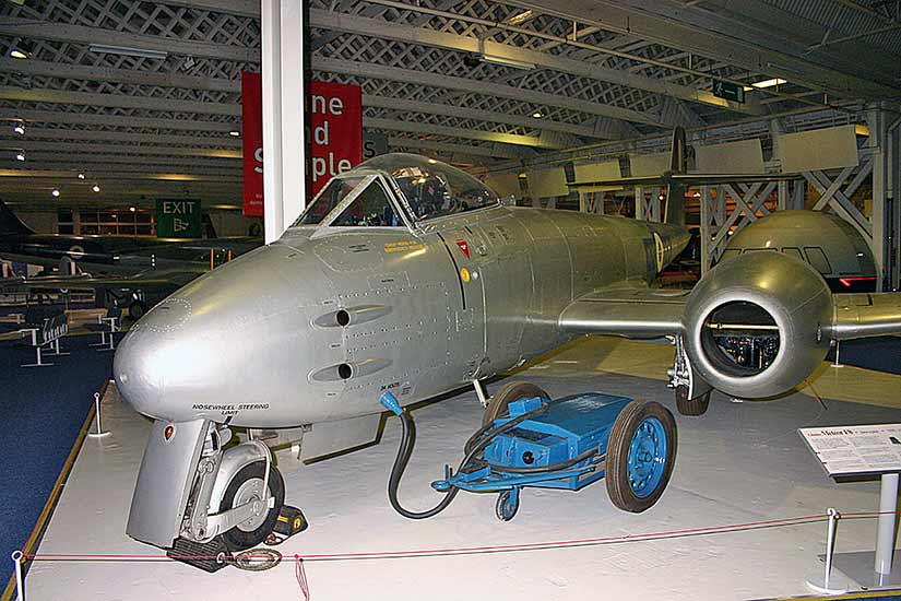 Gloster Meteor F.8 (WH301)