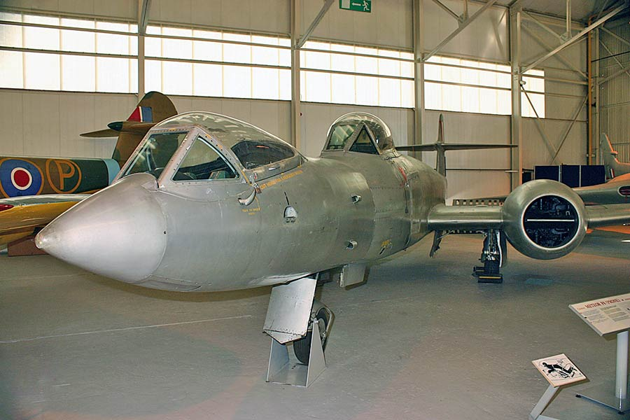 "Gloster Meteor F.8 ""Prone Position"" (WK935)"