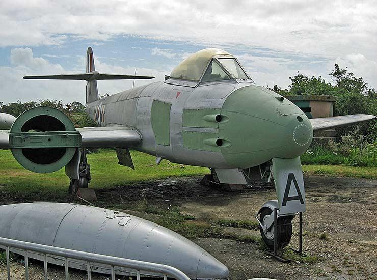 Gloster Meteor F.8 (WA829 / WA984)